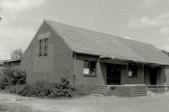 Datering 1980. NCB gebouw.