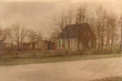Datering 1937.  Het huis van Jan Vesters