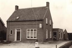 Datering 1965.  Gebouwen Venhorst.