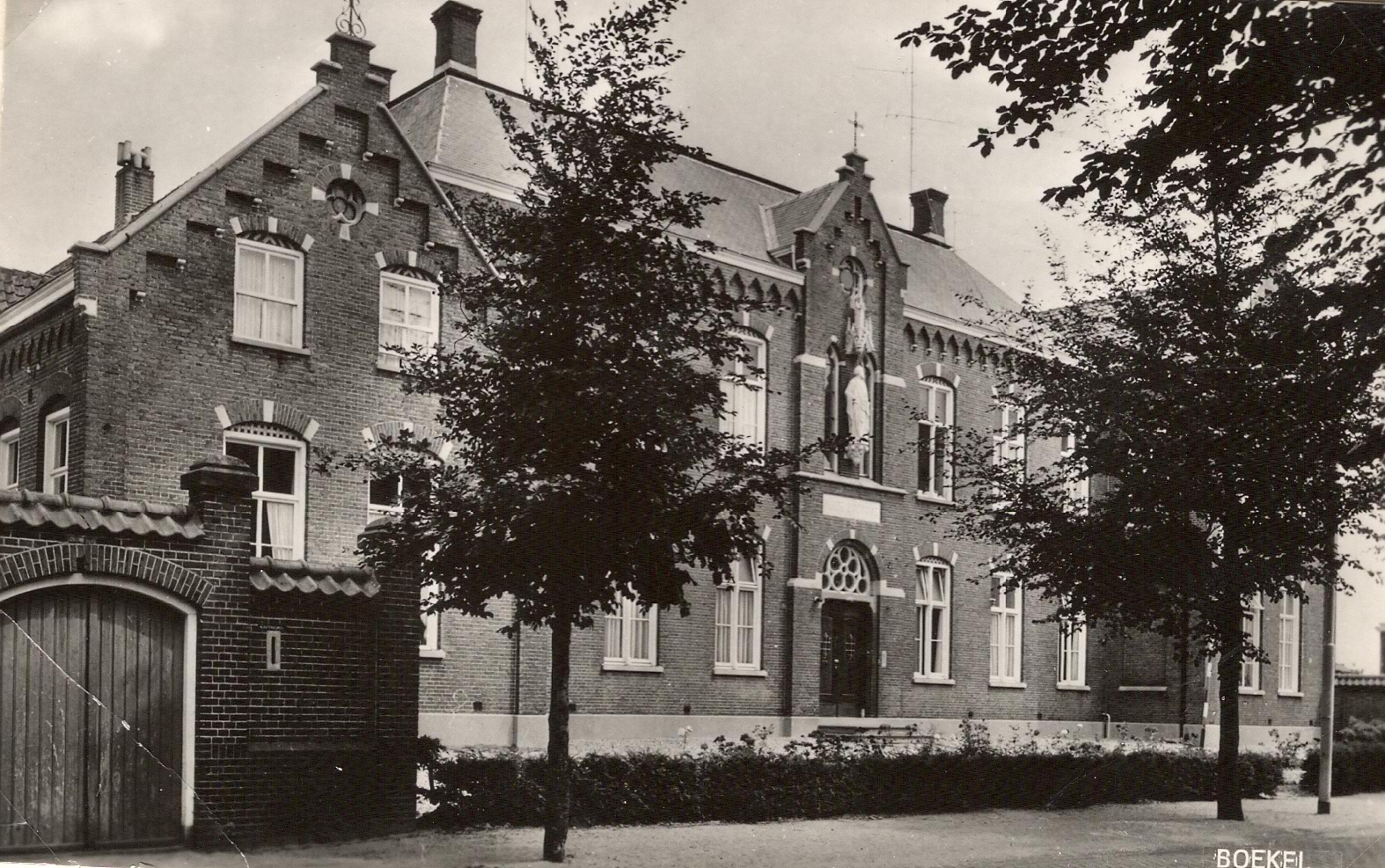Datering 1970. klooster