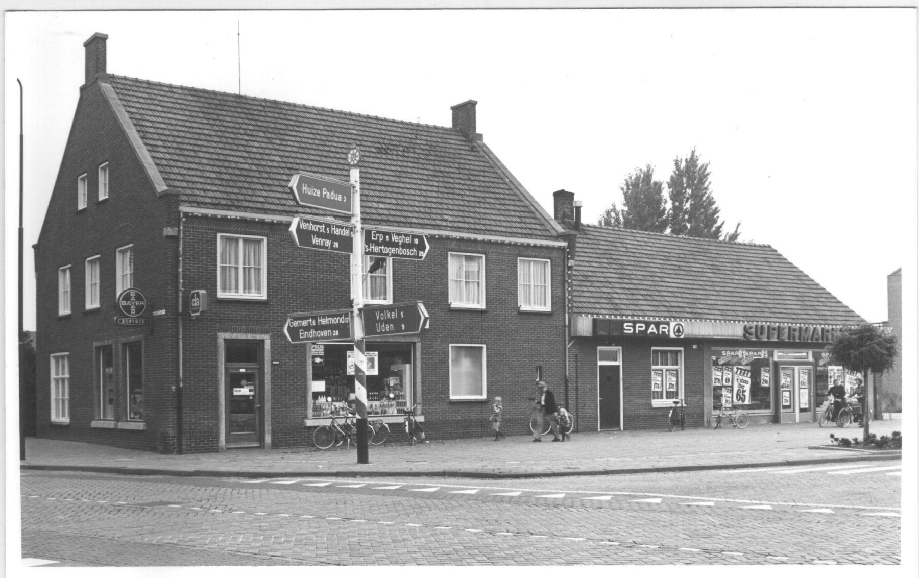 Datering 1980. Winkel Aldenhuijzen.