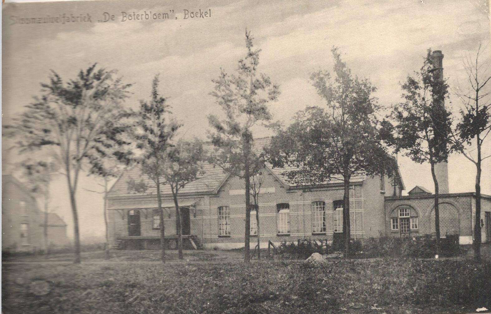 Datering 1917. Boterbloem