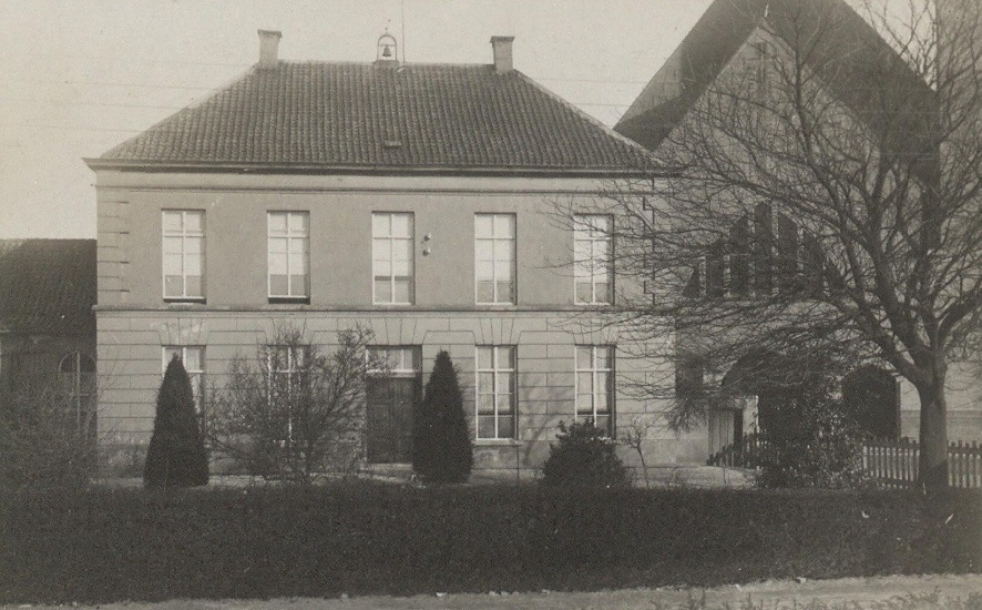 Datering 1925-1928. oude-pastorie