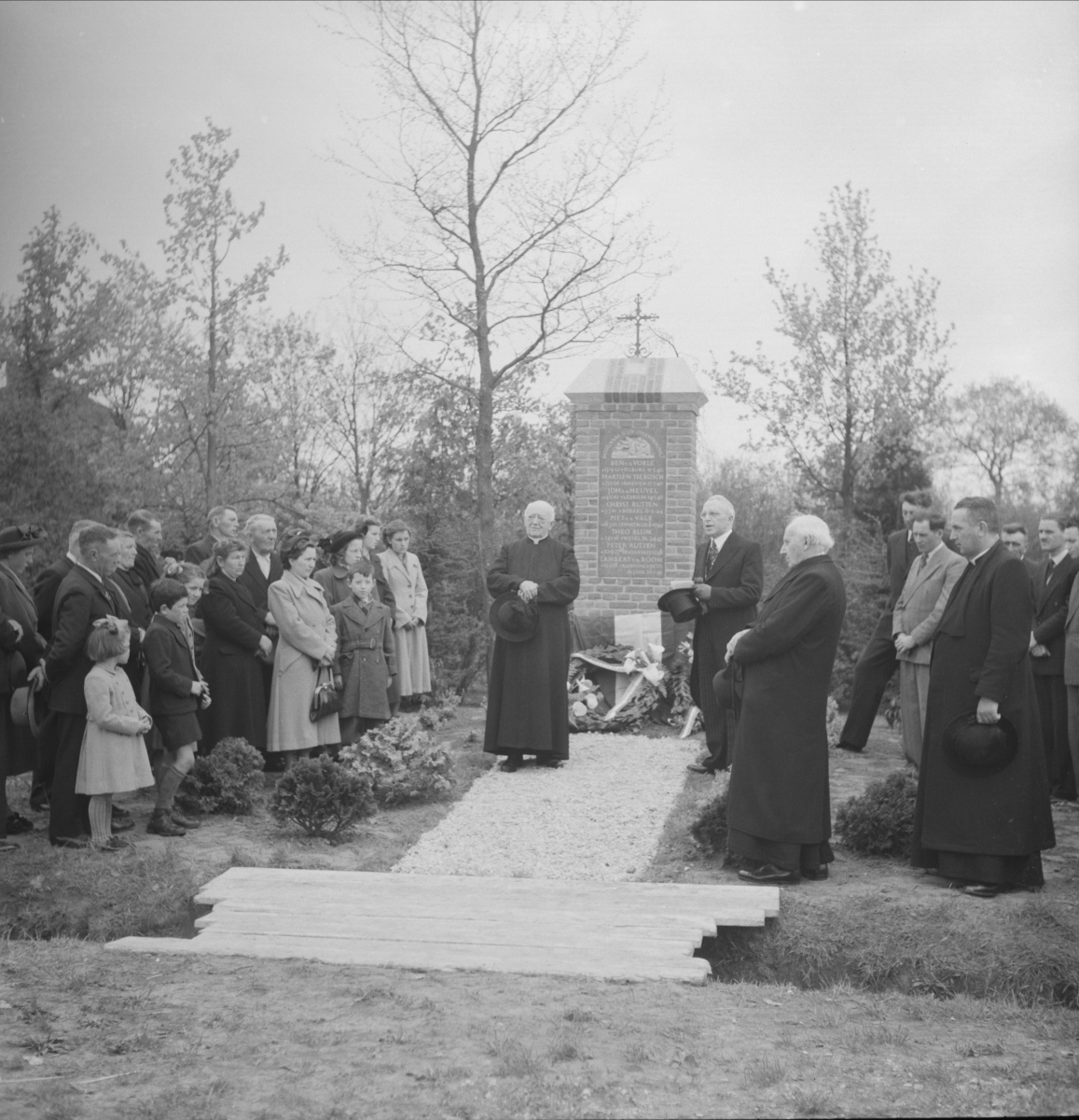 Datering 1951. oorlogsmonument