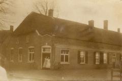 Datering 1940.   Het pand van Aldenhuijsen