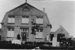Datering 1940. Kreugestraat