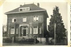 Datering 1940. Villa Kerkstraat