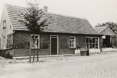 Datering 1953. Julianastraat Harrie de Bie