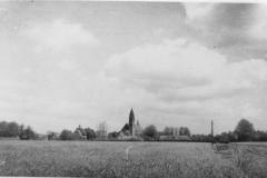 Datering 1947. Dorpsgezicht. ´t Huifke.