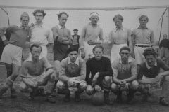 Datering 1946. voetbalclub Racing.