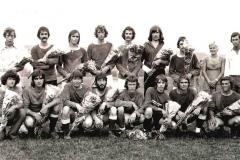 Datering 1975. Boekel Sport.
